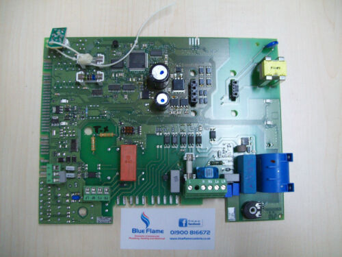 1 of 1 - WORCESTER GREENSTAR 12I 24I 28I PRINTED PCB 87161095390 FREE UK P+P