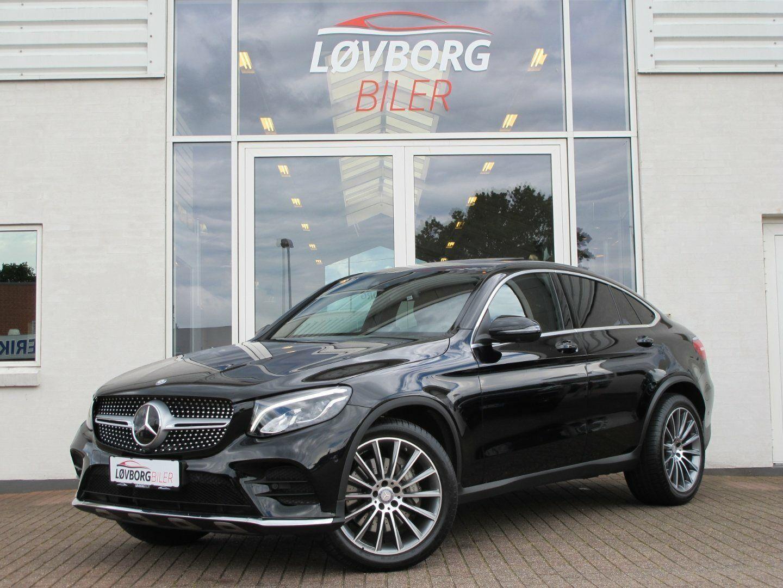 Mercedes GLC250 d 2,2 AMG Line Coupé aut. 4-M 5d - 4.478 kr.