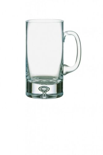 Engraved With Your Own Message Personalised Handmade 1 Pint Bubble Base Tankard