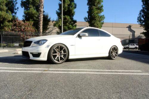 Megan Lowering Coil Springs Fits Mercedes Benz C63 AMG 08-14 MR-LS-MBW204C63