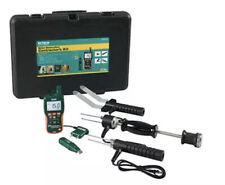 Extech Mo290 Rk Moisture Meter Water Restoration Contractor Kit M0290 Probes