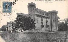 CPA 33 LAMARQUE MEDOC CHATEAU DE LAMARQUE