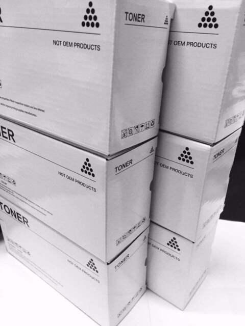 6 x TN3440 TN3420 TN3470 Toner Cartridge fits Brother HL-L5100 L5200 L6200, 8k