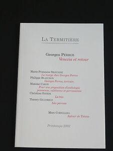 Georges-PERROS-VENEZIA-et-RETOUR-La-Termitiere-Finistere-Douarnenez-Bretagne
