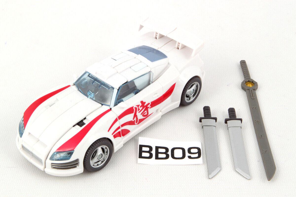 Autobot Drift 100% Completo Deluxe Trasformatori Unito