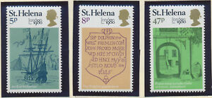 St-Helena-Stamp-Set-Scott-338-40-Mint-Never-Hinged-MNH