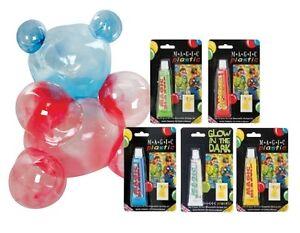 Magic-Plastic-Balloon-Modelling-Inflating-Plastic-Bubble-Sculpting-Toy-Fun-15026