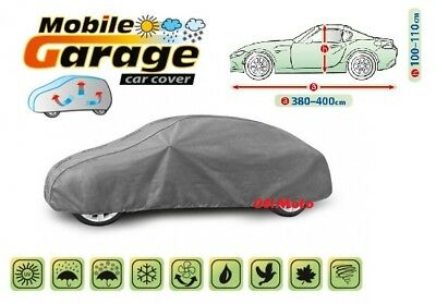 Heavy Duty Car Cover for HONDA CR-Z Coupe Breathable UV Protection