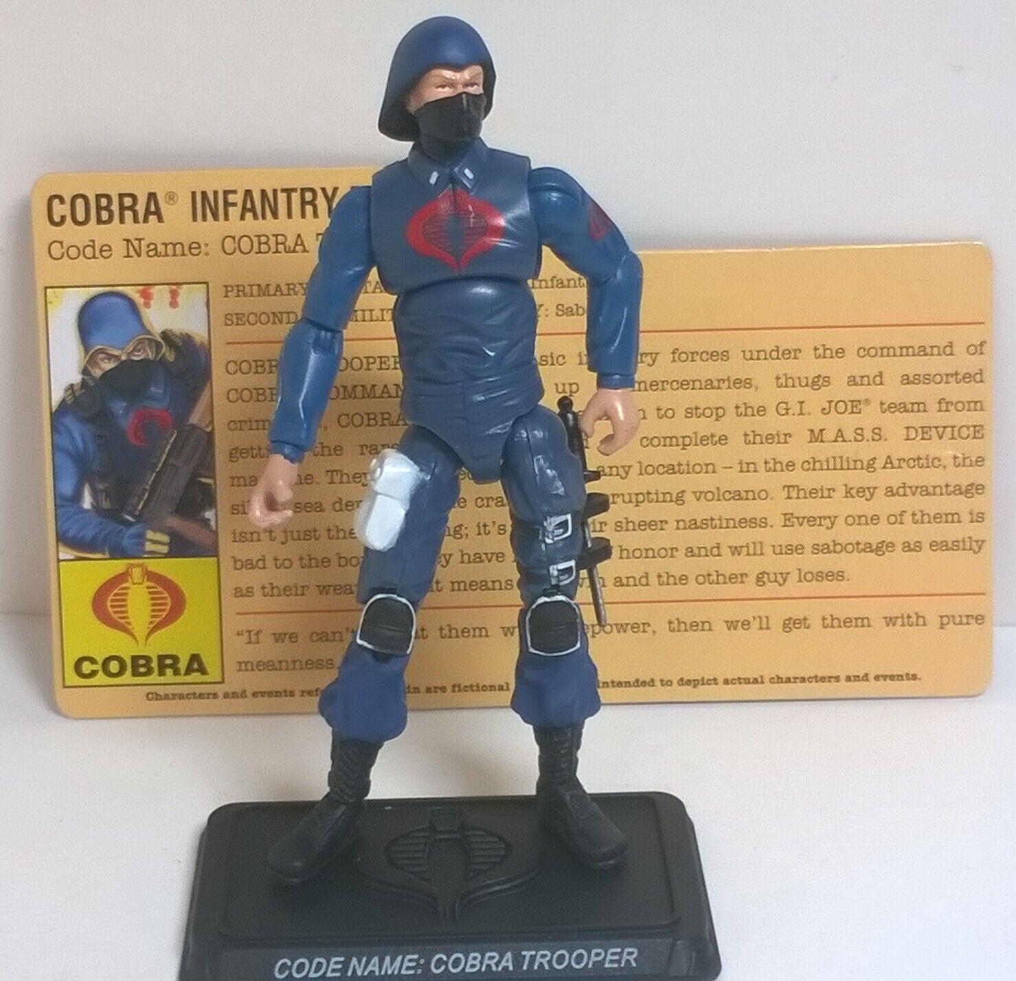 GI Joe Cobra 25th Anniversary Ultimate M.A.S.S. MASS Device +Elements