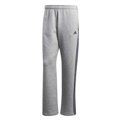adidas Essentials 3-Stripes Fleece Mens Pants S96961~Originals~Sizes SML to 3XL