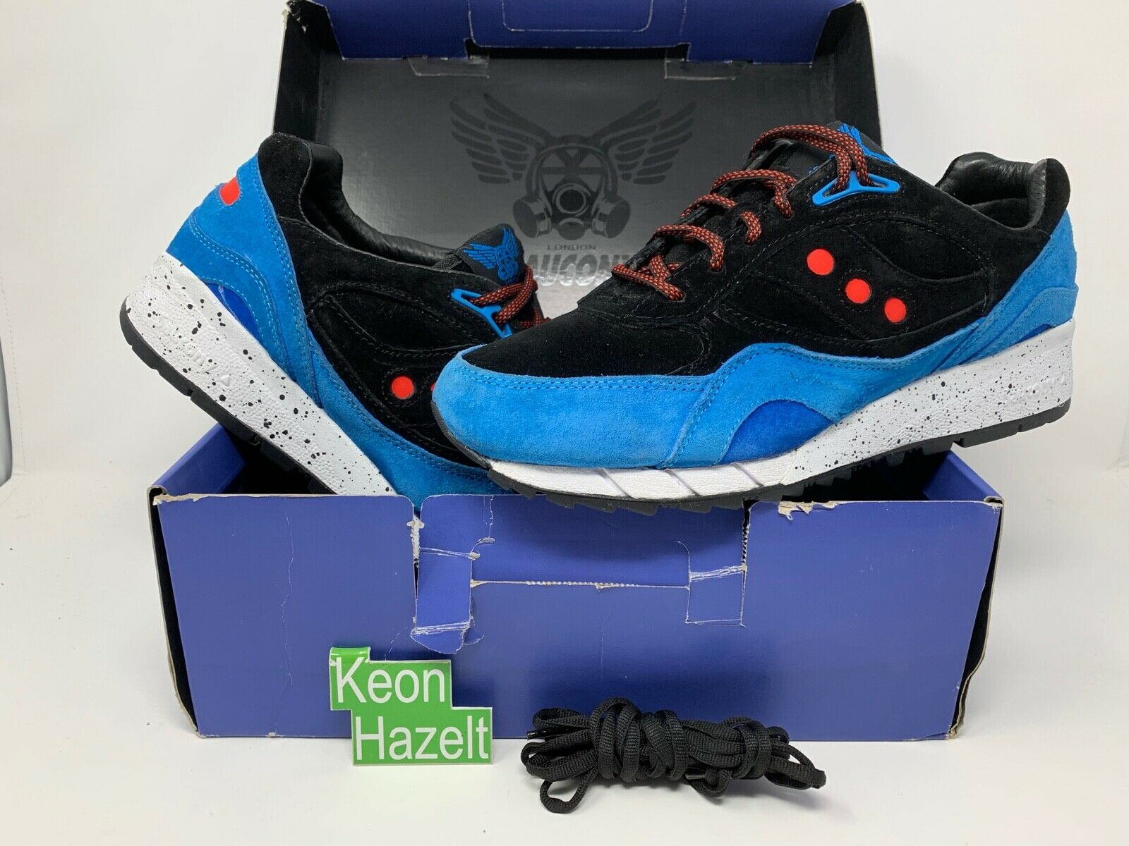 Saucony Foot Patrol X Shadow 6000 Only
