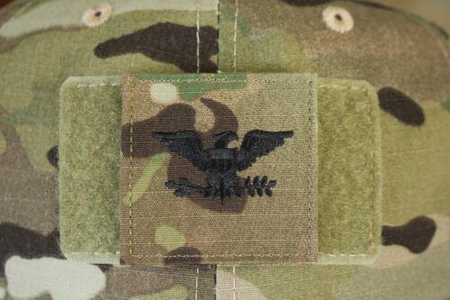 USN NAVY MULTICAM OCP I//A O-6 CAPT CAMOUFLAGE CAMO COMBAT BALLCAP BALL CAP HAT