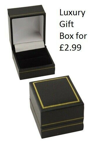 Handmade pure 925 SILVER ring Onyx stone for men all sizes jewelry Box RRP £ 40