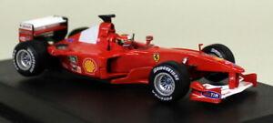 Hot-Wheels-1-43-Scale-26748-FERRARI-F1-2000-Michael-Schumacher-Diecast-voiture-F1