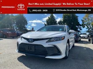 2022 Toyota Camry LE Camry LE