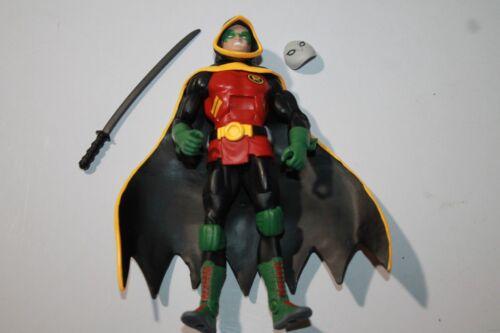 DC Multiverse Damian Wayne 6 inch  figure Loose New King Shark  read first