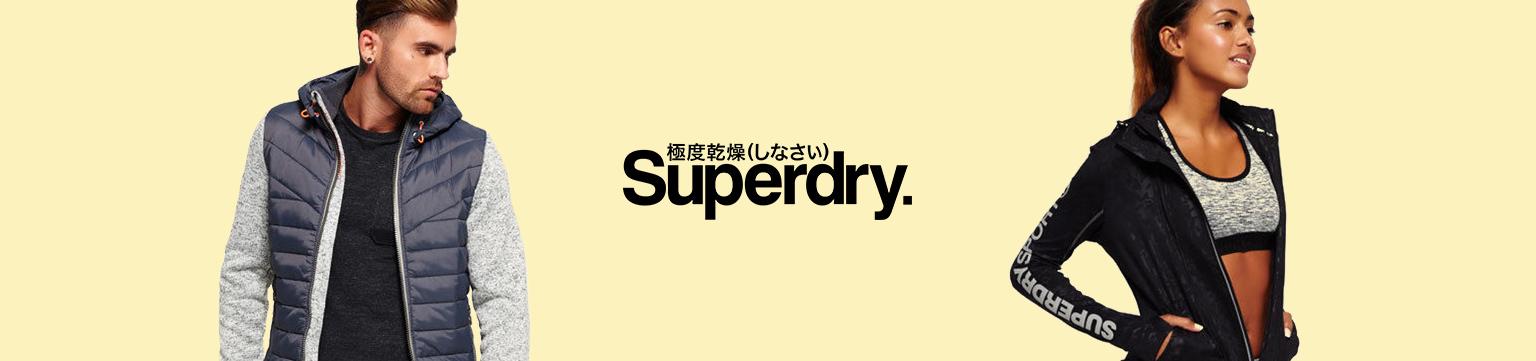 20% off* Superdry