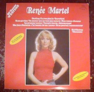 Vinyl-LP-Album-Renee-Martel-20-Succes-Western-Like-New