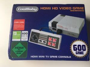 Nintendo classic mini nes console hdmi 600 games ebay - Snes classic game console ...