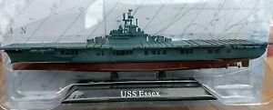 USS-Essex-Portaerei-Americana-1942-Scala-1-1250-Die-Cast-DeAgostini