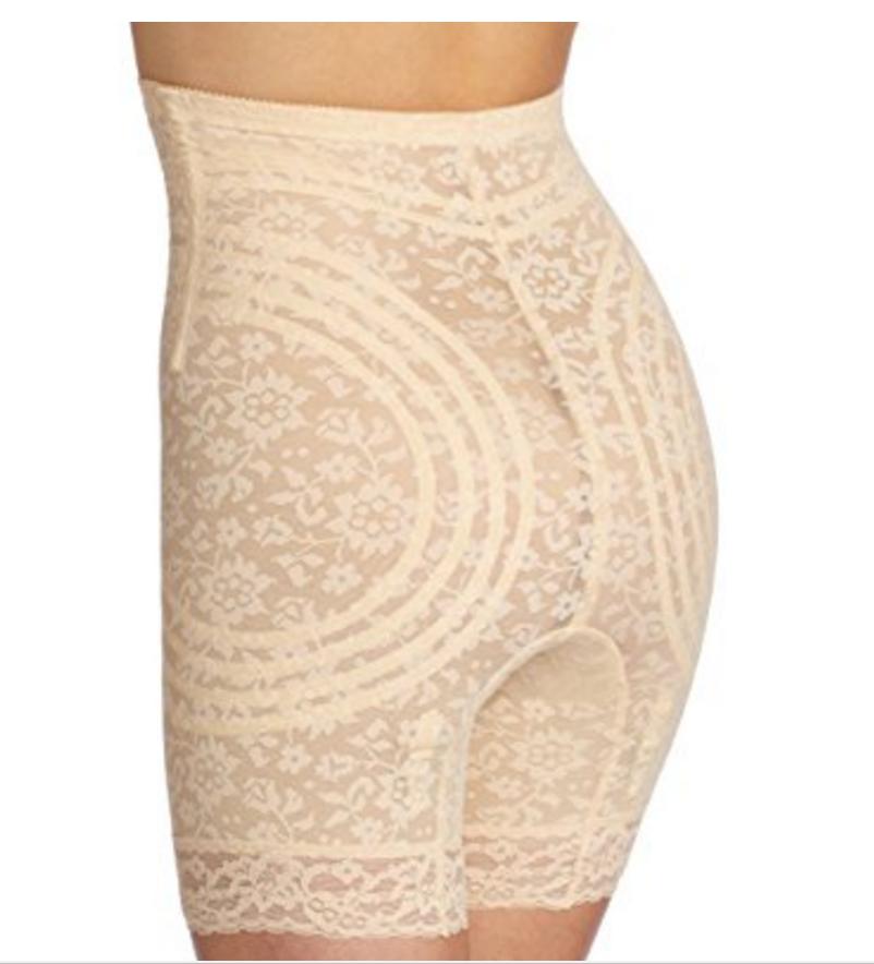 9895f7f52 ... Rago Rago Rago Shapewear Women s Plus-Size Hi Waist Long Leg Shaper Sz  8x 46