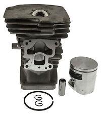 Cylinder Head Pot & Piston Fits HUSQVARNA 435 435E 440 Chainsaw