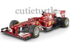 Hot Wheels Mattel Elite F1 Ferrari F138 China GP 2013 1:18 Fernando Alonso BCT82