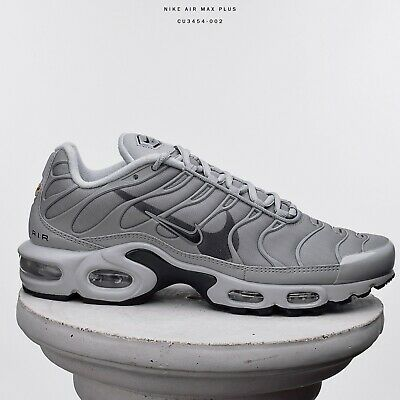 Nike Air Max Plus TN Chrome Mens Running Shoes Sneakers