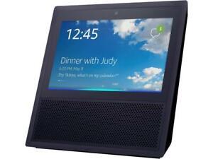 Amazon-Echo-Show-Schwarz-1st-Generation-mw46wb-Bluetooth-Smart-Lautsprecher-mit-Alexa