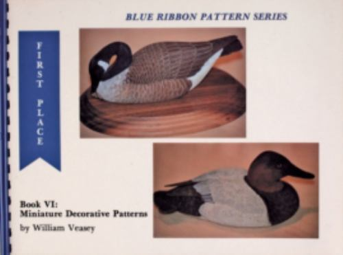 Miniature Decorative Patterns, Book VI : Blue Ribbon Pattern Series, Paperbac...