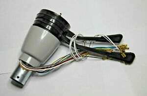 FIAT 500 D F Grey Ivory and Black Steering Column Stalk Lights Switch BRAND NEW
