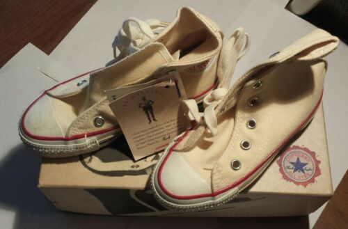 Vintage Converse Chuck Taylor All Star sz 10 youth