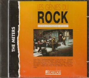 MUSIQUE-CD-LES-GENIES-DU-ROCK-EDITIONS-ATLAS-THE-METERS-N-17