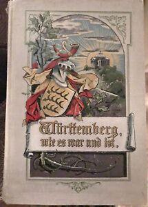 Wuerttemberg-wie-es-war-und-ist-Wuerttemberg-Landeskunde