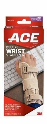 L/xl Grade Products According To Quality Ace Deluxe Wrist Stabilizer 207279 Right