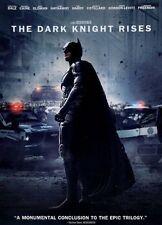 new THE DARK KNIGHT RISES DVD Christian Bale Morgan Freeman Gary Oldman night