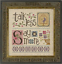 Lizzie-Kate-COUNTED-CROSS-STITCH-PATTERNS-You-Choose-from-Variety-WORDS-PHRASES thumbnail 102