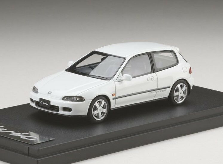 Mark 43 PM4365BW 1 43 Honda Civic Sir II EG6 blancoo EsCochecha modelo coches