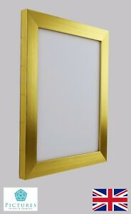 Gold 12x36 Panoramic Frame