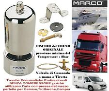 TROMBA ad ARIA COMPRESSA FISCHIO del TRENO ORIGINALE 112dB TIR CAMION BARCA TW1