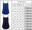 Plus-Size-Womens-Cami-Top-Summer-Vest-Tank-Tops-Sleeveless-Boho-T-Shirts-Blouse thumbnail 7