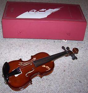 Roling-039-s-Mini-VIOLINO-1-32-in-Legno-Violin-HDV-11