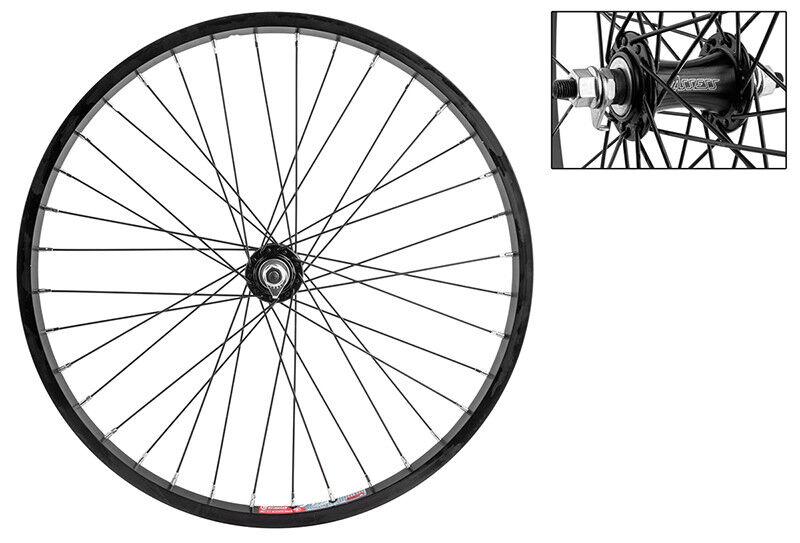 Wheel Front 20X1.5 Aly  Bk 36 Aly Bo 5 16 Bk 72Mm Ss2.0Bk For Folding Bike  authentic quality