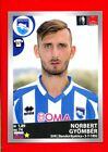 CALCIATORI 2016-17 Panini 2017 -Figurine-stickers n. 398 - GYOMBER -PESCARA-New