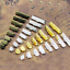 Ribbon-Cord-Clamp-Ends-Over-Crimp-Tips-Clip-Beads-Cap-DIY6-8-10-13-16-20-25-30mm thumbnail 1