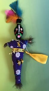Authentic Voodoo Doll Handmade Pagan Witch Poppet ...