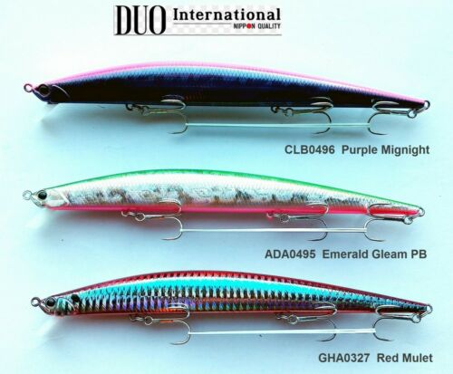 DUO Tide Minnow Slim 175 FLYER VINTAGE LIMITED Saltwater Fishing Lure,Hard Bait
