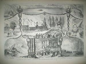 PRINCE-FREDERIC-DE-DANEMARK-PRINCESSE-LOUISE-DE-SUEDE-CHEMIN-DE-FER-SIMPLON-1868