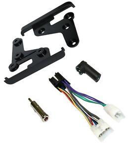 Kit-adaptateurs-autoradio-cadre-faisceaux-pour-Toyota-MR2-Celica-RAV4