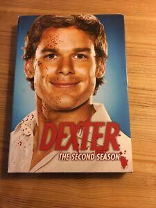 Dexter - The Complete Second Season (DVD, 2008, 4-Disc Set)